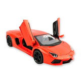 Auto A Escala 1:32 Lamborghini Aventador Lp700-4 / Rebajas