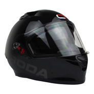 Casco Integral Roda Course Gafas Internas Certificado Dot