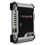 Módulo Stetsom Ex1600 Eq Amplificador Potência 1600w Barato