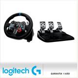Volante Gaming Logitech G29 Ps3/ps4/pc (sumcomcr)