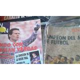 Revistas Deportivas, Estadio, Don Balón Y Otras