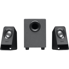 Parlantes Logitech Z211 Subwoofer Powered Usb Envío