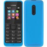 Celular Nokia 105 Bateria De Alta Duração Radio Fm