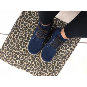 Zapato De Invierno Y Oto O - Zapatos de Mujer Azul en Mercado Libre ... a346a4e6b33f