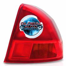 Lanterna Traseira Honda Civic 2001 2002 2003 Canto