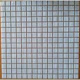 Mosaico O Malla Para Piscina O Baño Blanco 2x2