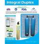 Suavizador De Agua En Fibra-resina-llaves Manual Y Aut 8x35