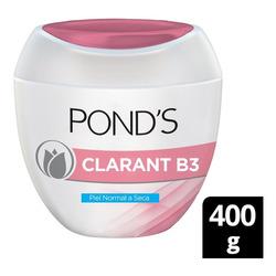 Ponds Crema Facial Clarant B3 Piel Seca 400g Normal