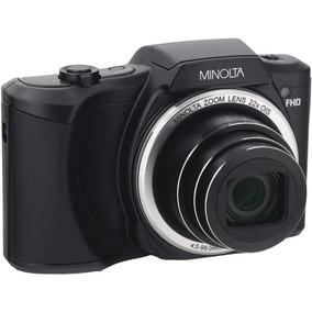 Minolta - 20.0 Megapixel 1080p Completo Hd Wi Fi ( R ) Mn22z