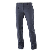 Pantalon Salomon Mujer Wayfarer Zip Desmontable Cabaº