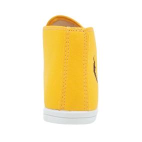 Bota Feminina Polo Ralph Lauren Amarelo