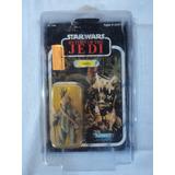 Star Wars Vintage Ewok Teebo 1983 Kenner Con Star Case