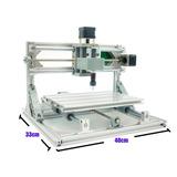 Kit Cnc 3018 Fresadora + Laser 2500mw + Accesorios - Router
