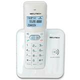 Teléfono Inalámbrico Secutech Blanco (705)