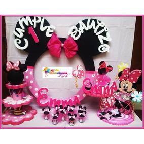 Piñata Minnie Y Mickey, Chupetera, Figuras De Anime Y Más