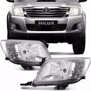 Optica Toyota Hilux 2012 2013 2014 2015