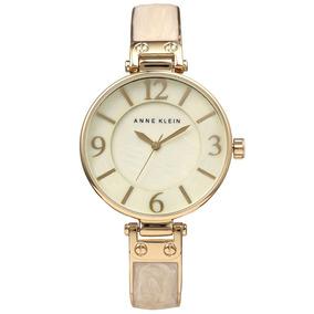 Anne Klein Ak2210imgb Reloj Para Mujer De Diseñador. Oferta