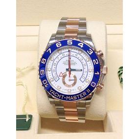 107f90f3553 Rolex Aço E Ouro Com Numeros Romanos - Relógios De Pulso no Mercado ...