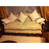 Sillon Sofa Sitial Normando Antiguo