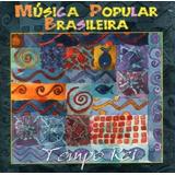 Cd / Tempo Rei (2000) Música Popular Brasileira (importado)