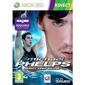 Juego Natación Xbox 360 Michael Phelps Push The Limit Españo