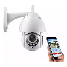 Câmera Ip Icsee Prova D'água Infravermelho Externa Wifi Hd