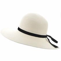 Capelina Simil Panama Compañia De Sombreros M527551-01