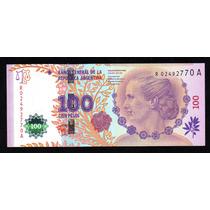 Billete Argentina Reposición Evita Bottero 4311 Sin Circular