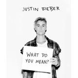 Caderno Personalizado - Justin Bieber Purpose (10 M./200 F.)