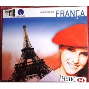 Cd A Música Da França - Coleção Caras - A Música Do Mundo