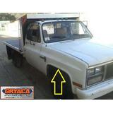 Platina Aro Borde Rueda Chevrolet C-10 Silverado 350 73-90