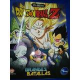 Album Dragon Ball Super Batallas Completo