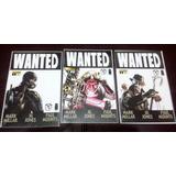 Comic Wanted Completo 1-3 Panini