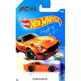 Hotwheels Custom Datsun 240z #174 2017 Sung Kang