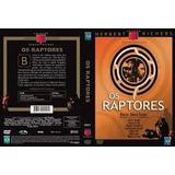 Dvd Os Raptores Com Darlene Glória E Carlos Eduardo Dolabela