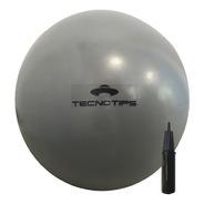 Pelota Esferodinamia Tecnotips® 55cm Pilates Yoga + Inflador