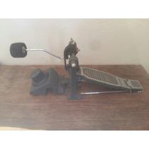 Pedal + Pad De Bumbo Bateria Eletrônica Alesis Dm6