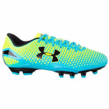 Zapatos Futbol Soccer Speed Force Fg Under Armour Ua236
