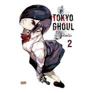 Tokyo Ghoul 2! Mangá Panini! Novo E Lacrado!