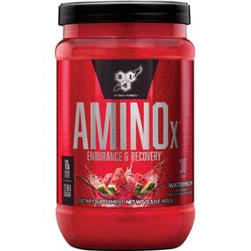 Aminoacidos Amino X Bsn 30 Serv 435g Watermelon
