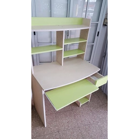 Mueble De Computadora + Repisa