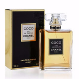Perfume Chanel Coco Eau De Parfum 100 Ml + Sellado