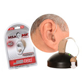 Audífono Amplificador - Msa 30x - Telemax Llame Ya!