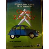Manual Tecnico Citroen 2cv 3cv