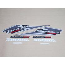 Kit Adesivos Honda Nxr 150 Bros Es 2006 Preta