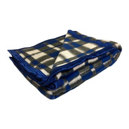 Cobertor Solteiro Guaratinguetá Boa Noite Xadrez Sortido