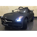 Carro A Bateria Mercedes Benz Amg Pantalla Mp4 Nuevo.