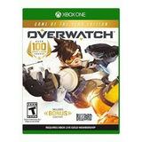 Overwatch Edición Especial Xbox One Envio Gratis Fisico