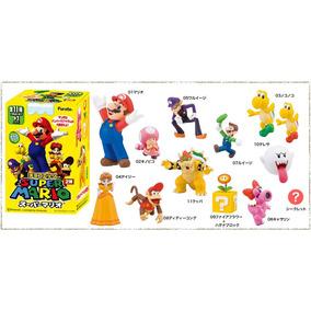 Super Mario Bros Figuritas De Colección