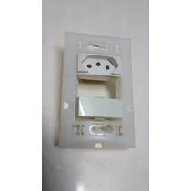 Conjunto Interruptor Tomada Siemens